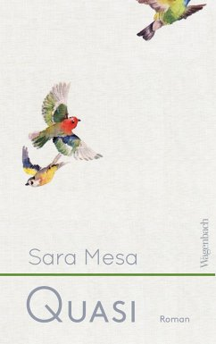 Quasi (eBook, ePUB) - Mesa, Sara