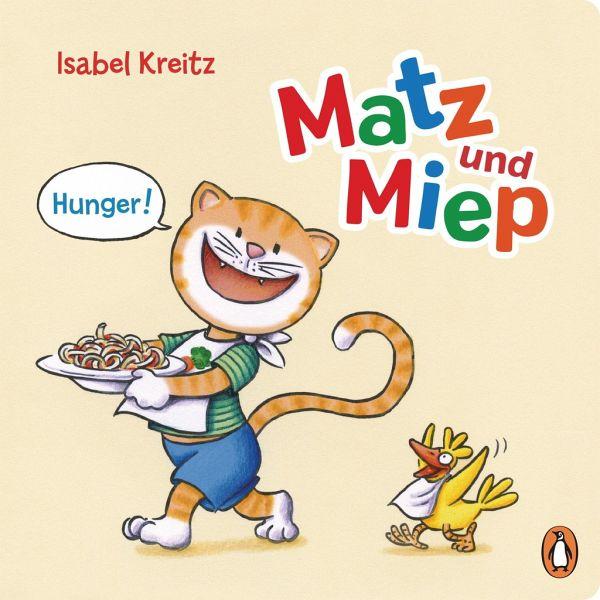 Buch-Reihe Matz & Miep