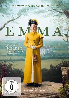 Emma (DVD) - Anya Taylor-Joy,Johnny Flynn,Bill Nighy