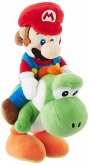 Nintendo Mario & Yoshi, Plüschfigur, 22 cm