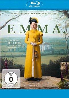 Emma (Blu-ray) - Anya Taylor-Joy,Johnny Flynn,Bill Nighy