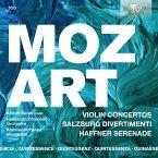 Mozart:Music For Violin (Qu)