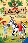 Eine Klasse im Schoki-Fieber / Die wilde Baumhausschule Bd.4 (eBook, ePUB)
