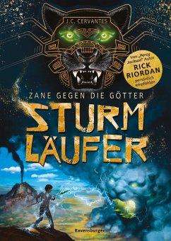 Sturmläufer / Zane gegen die Götter Bd.1 (eBook, ePUB) - Cervantes, J. C.