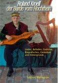 Roland Kroell: Der Barde vom Hochrhein - Liederbuch