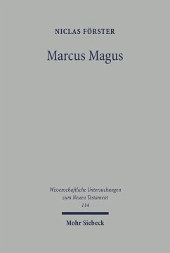 Marcus Magus (eBook, PDF) - Förster, Niclas