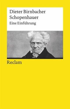 Schopenhauer. Eine Einführung (eBook, ePUB) - Birnbacher, Dieter