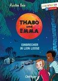 Thabo und Emma. Einbrecher in Lion Lodge