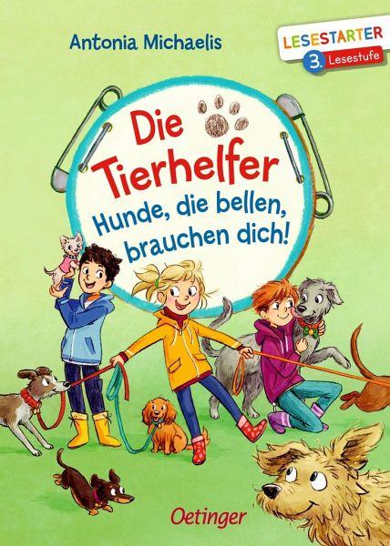 Buch-Reihe Die Tierhelfer