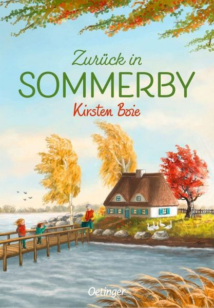 Buch-Reihe Sommerby
