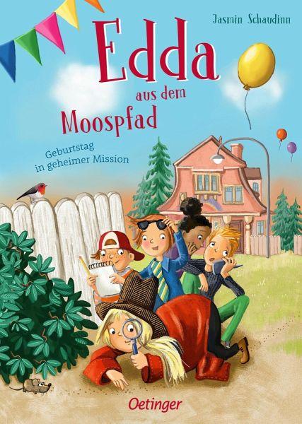 Buch-Reihe Edda aus dem Moospfad