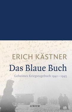 Das Blaue Buch - Kästner, Erich