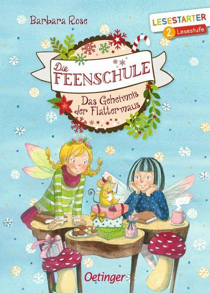 Buch-Reihe Die Feenschule