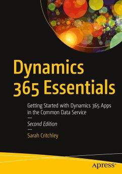 Dynamics 365 Essentials - Critchley, Sarah