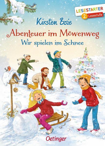 Buch-Reihe Abenteuer im Möwenweg Büchersterne