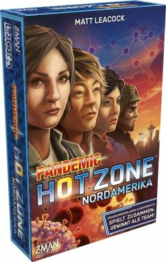 Pandemic Hot Zone: Nordamerika