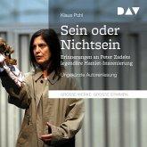 """""""Sein oder Nichtsein"""". Erinnerungen an Peter Zadeks legendäre Hamlet-Inszenierung (MP3-Download)"""