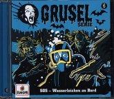 Guselserie - SOS - Wasserleichen an Bord; ., 1 Audio-CD