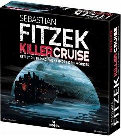 Sebastian Fitzek KillerCruise (Spiel)