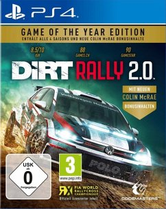 DiRT Rally 2.0 (Game of the Year Edition) (PlayStation 4)