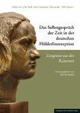 Das Selbstgespräch der Zeit in der deutschen Hölderlinrezeption - Zeugnisse aus der Kaiserzeit