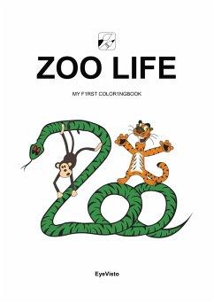 EyeVisto: ZOO LIFE Coloringbook