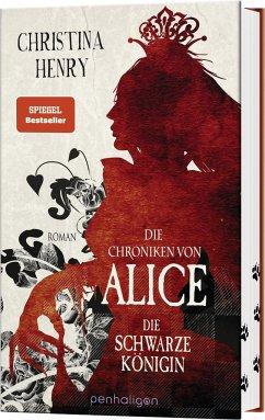 Die Schwarze Königin / Die Dunklen Chroniken Bd.2 - Henry, Christina