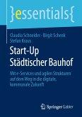 Start-Up Städtischer Bauhof (eBook, PDF)