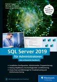 SQL Server 2019 für Administratoren (eBook, ePUB)