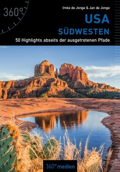 USA Südwesten (eBook, ePUB) - De Jonge, Jan; de Jonge, Imke