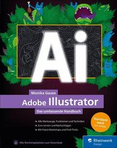 Adobe Illustrator (eBook, PDF) - Gause, Monika