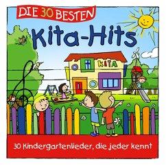 Die 30 Besten Kita-Hits - Sommerland,S./Glück,K.& Kita-Frösche,Die