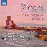 Violinkonzerte 2,5-9