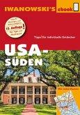 USA Süden - Reiseführer von Iwanowski (eBook, PDF)