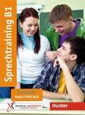 Sprechtraining B1. Zertifikat B1 - Modul Sprechen / Übungsbuch