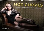 Hot Curves Volume 2 (Wandkalender 2021 DIN A3 quer)
