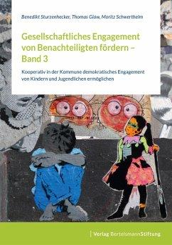 Gesellschaftliches Engagement von Benachteiligten fördern - Band 3 - Sturzenhecker, Benedikt; Glaw, Thomas; Schwerthelm, Moritz