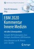 EBM 2020 Kommentar Innere Medizin mit allen Schwerpunkten