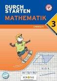 Durchstarten 3. Klasse - Mathematik Mittelschule/AHS - Lernhilfe