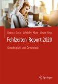 Fehlzeiten-Report 2020