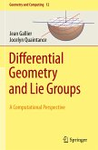 Differential Geometry and Lie Groups