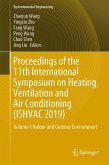 Proceedings of the 11th International Symposium on Heating, Ventilation and Air Conditioning (ISHVAC 2019) (eBook, PDF)