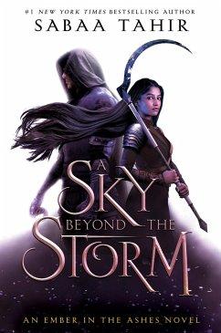 A Sky Beyond the Storm - Tahir, Sabaa