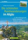 Die schönsten Rundwanderungen im Allgäu (Mängelexemplar)