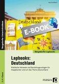 Lapbooks: Deutschland - 3./4. Klasse (eBook, PDF)