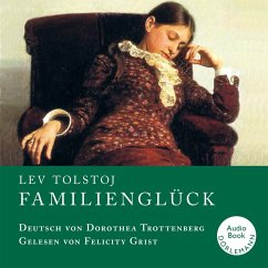 Familienglück (MP3-Download) - Tolstoj, Lev