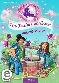 Das Zauberarmband - Kobold-Alarm (Das Zauberarmband 4) (eBook, ePUB) - Ennis-Hill, Jessica