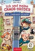 Hilfe, Staubsauger entlaufen! / Ich und meine Chaos-Brüder Bd.2 (eBook, ePUB)