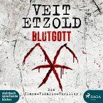 Blutgott: Thriller (Die Clara-Vidalis-Reihe 7) (MP3-Download)