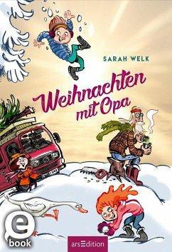 Weihnachten mit Opa / Spaß mit Opa Bd.2 (eBook, ePUB) - Welk, Sarah